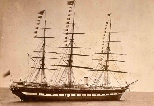 19th C Ships